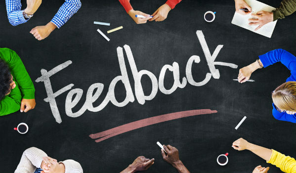 how to give negative feedback